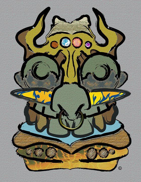 Totem way - LEO