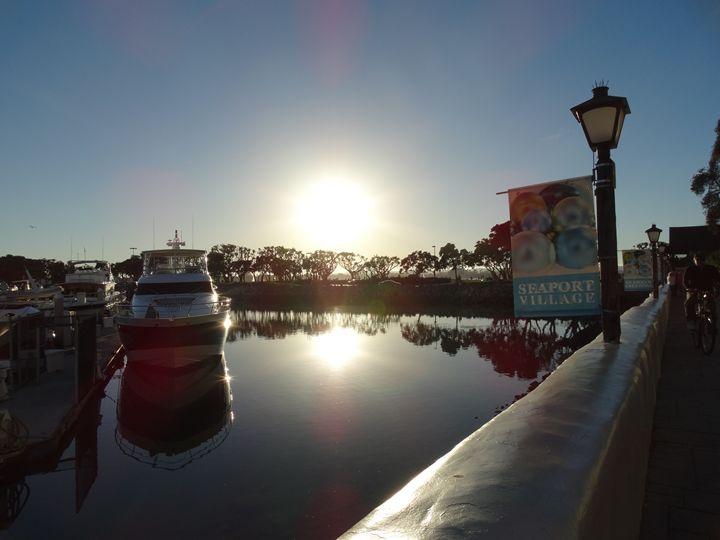 Seaport Village - WalkWithLune