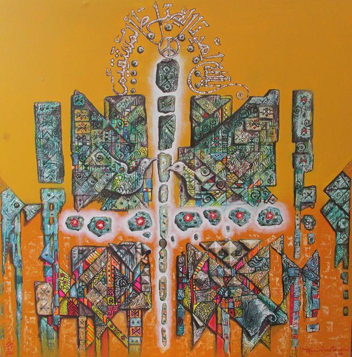 SHIRATAL MUSTAQIM - Ferdi Art Gallery