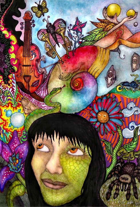 Synesthesia - Veronica Alma