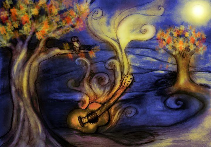 Four autumns - Veronica Alma