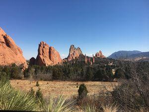 Amazing Red Rocks