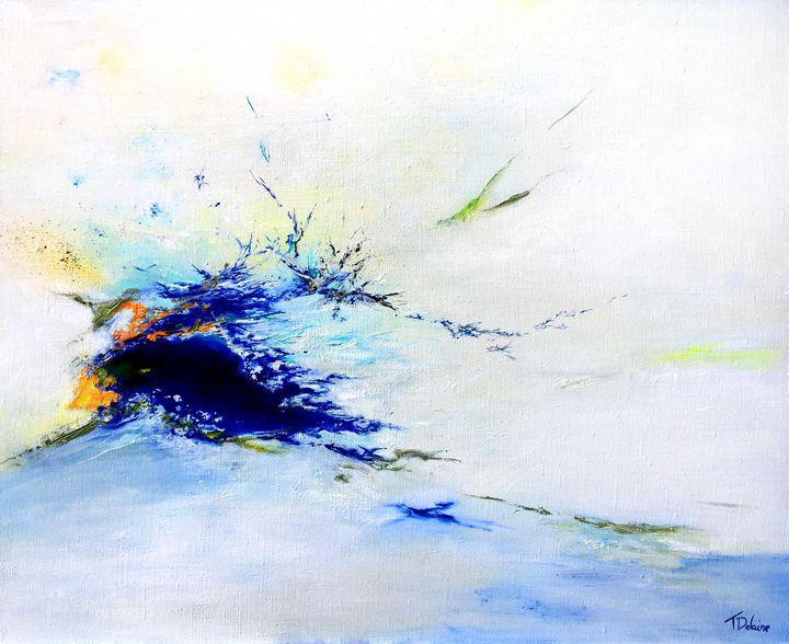 Contemplation Opus IV - Theophile Delaine