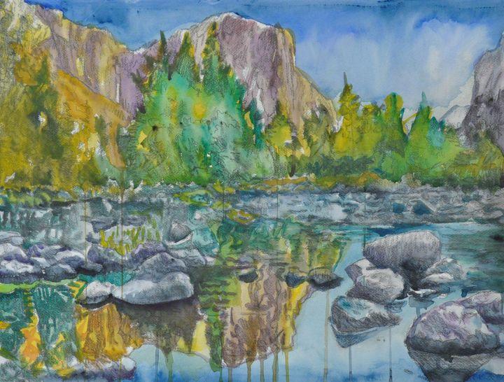 Yosemite Reflections - Bill Phelan Fine Art
