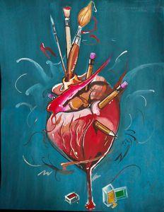 Heart of Artists!!