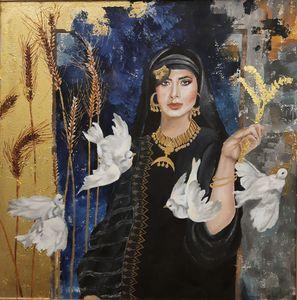 Opper egypt girl