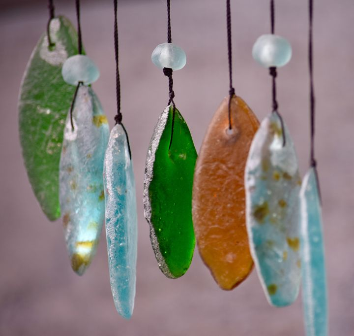 Glass Hanging - Thebert Photography