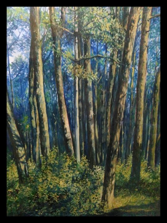 Forest - Sampresan art
