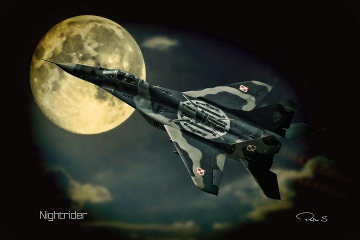 Nightrider - psdigital art