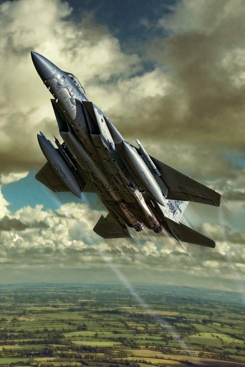 Eagle mission - psdigital art