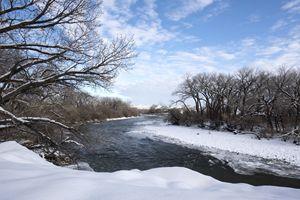Winter's River