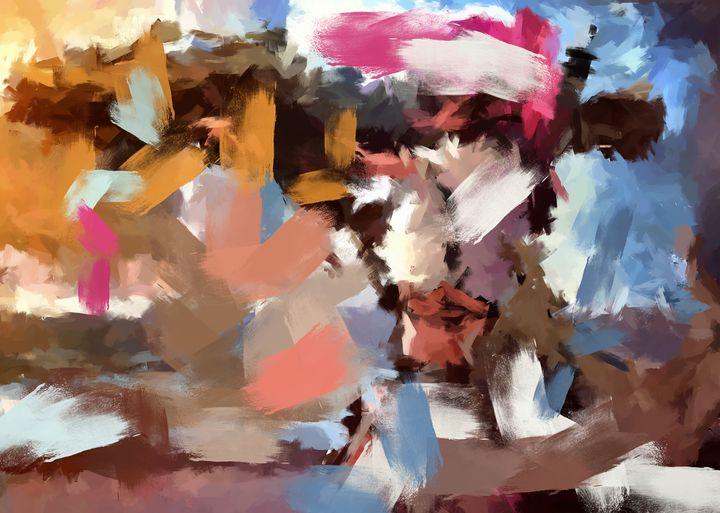 Painting - Deepak Creation