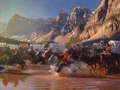 Western prints