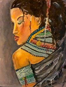 TRIBE WOMAN