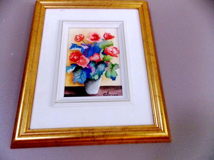 Pot vie de roses - Galery 1