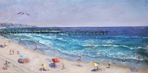 Pacific Beach Summer 2020