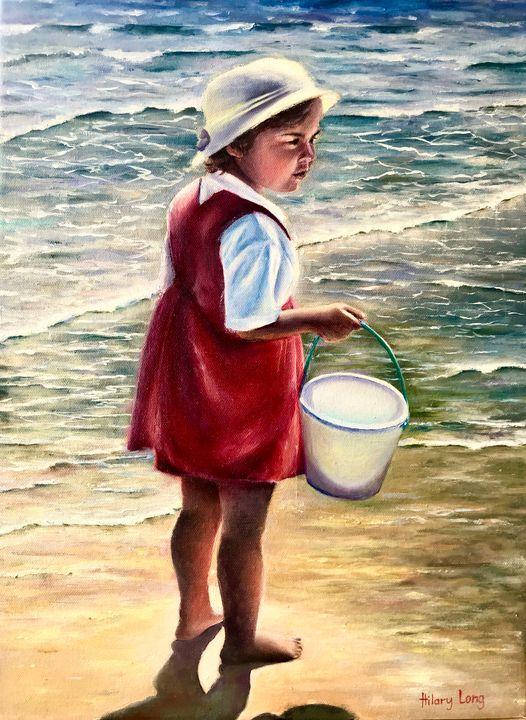 By the seashore - Hilary Long