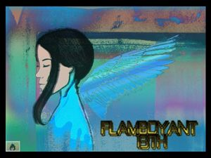 FLAMBOYANT 13TH (PRINT)