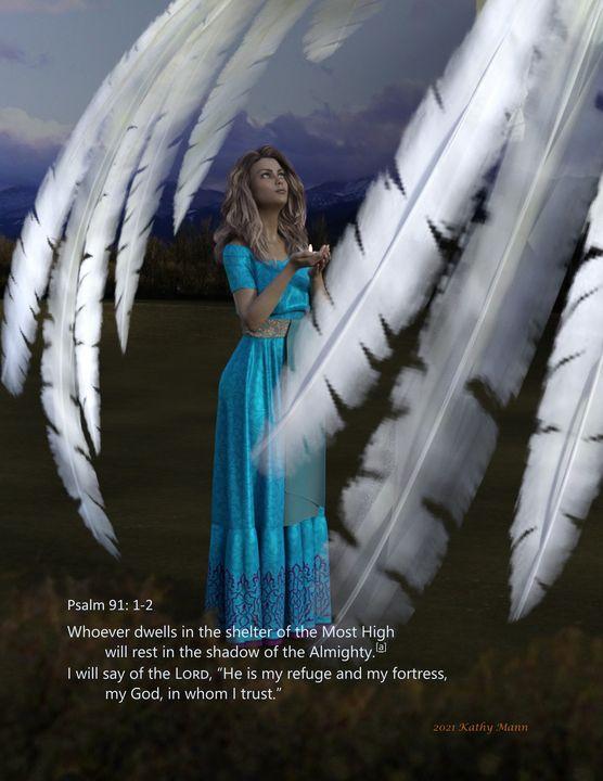 Under His Wings - Media Free Spirit