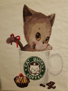 Kitten coffee