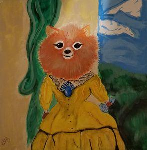 Lady Pomeranian