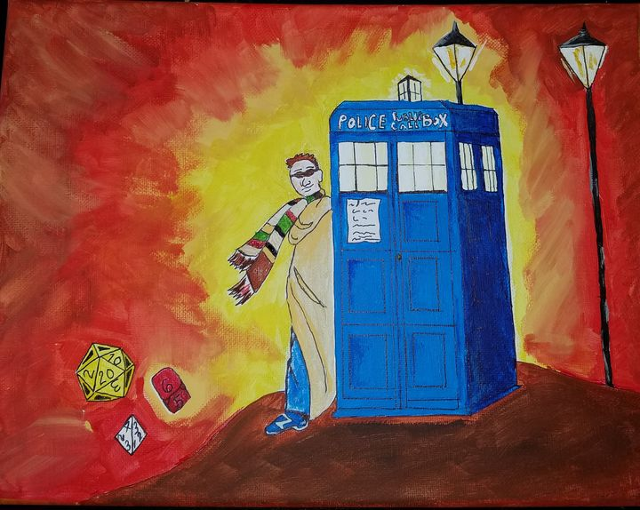 Who is Doctor Who - Mamba