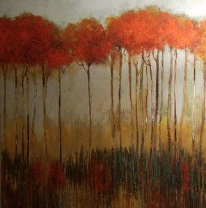 Fall Trees - Mamba