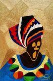 Oriinal thread art