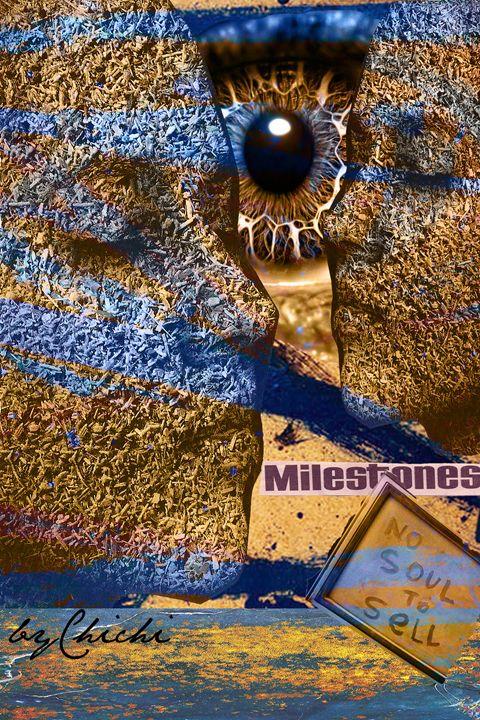 """Milestone"" - Artist Chichi"