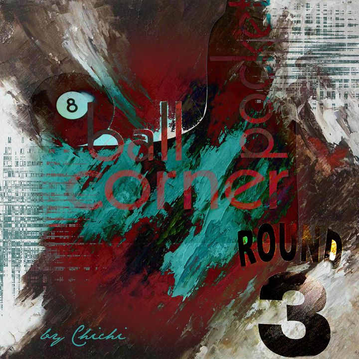 """""""Corner Pocket"""" - Artist Chichi"""