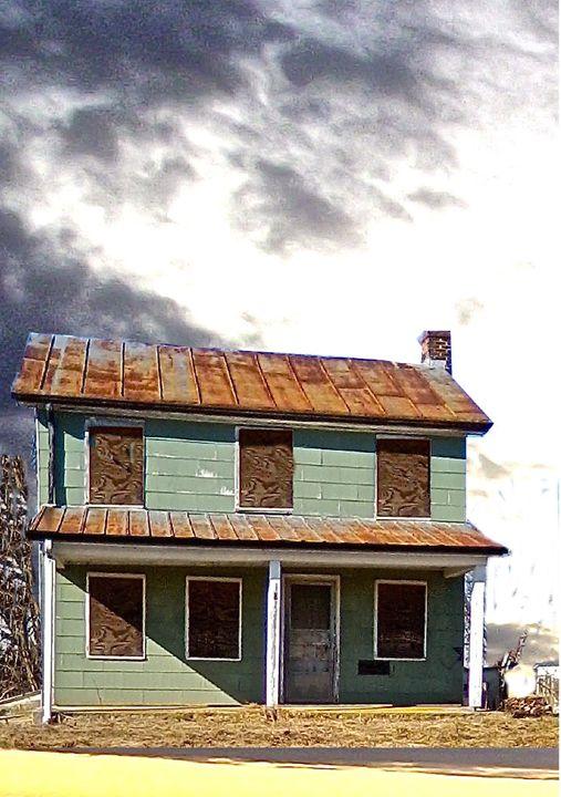 Weathering The Storm - Wayne Bien