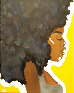 Afro Chick