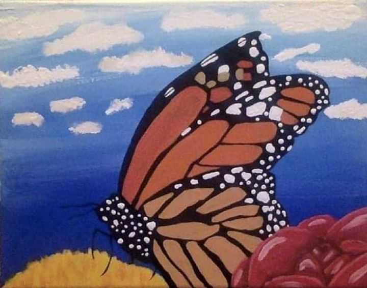 Monarch Butterfly - D's Works