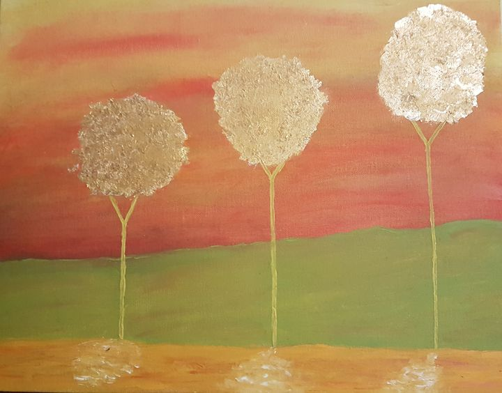 3 Trees - Roxanne