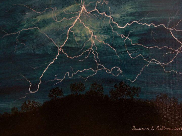 Electric Sky - Susan Gillmer