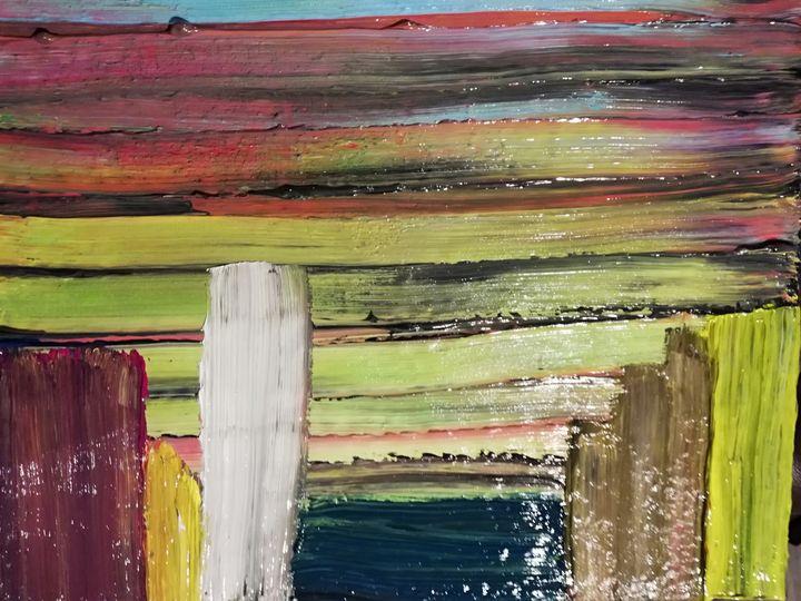 Art abstrait - Georges aure