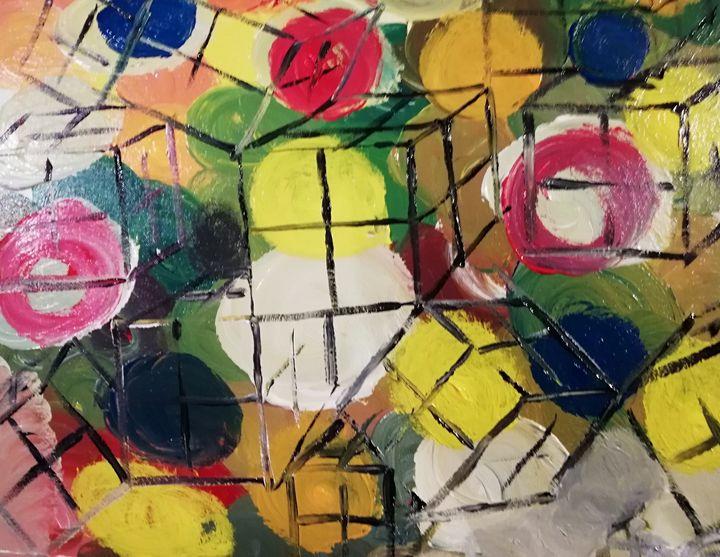Cubes en folie - Georges aure