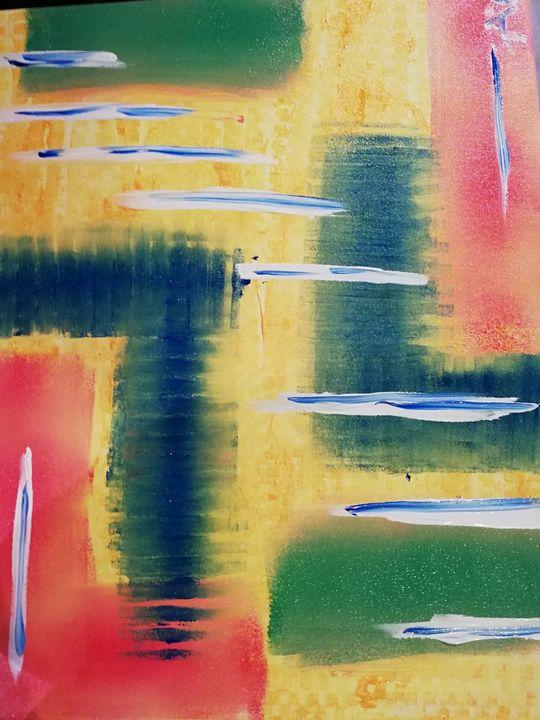 Art contemporel furtif - Georges aure