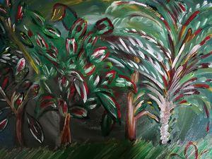 Forêt d'intérieur