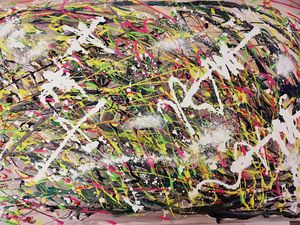 Nébuleuse de couleurs - Georges aure