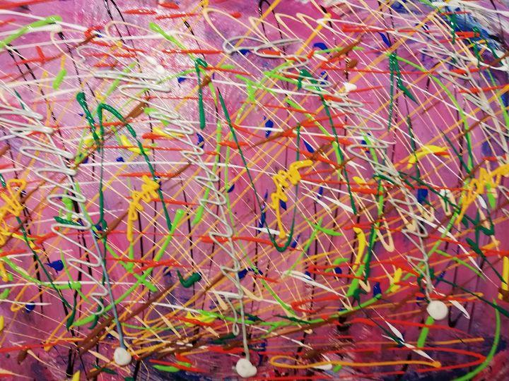 Nébuleuse de couleurs 2 - Georges aure