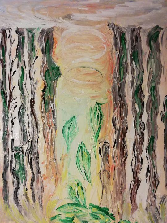 Forêt printanière - Georges aure