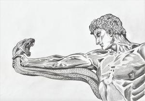 Study of Leighton's Athlete