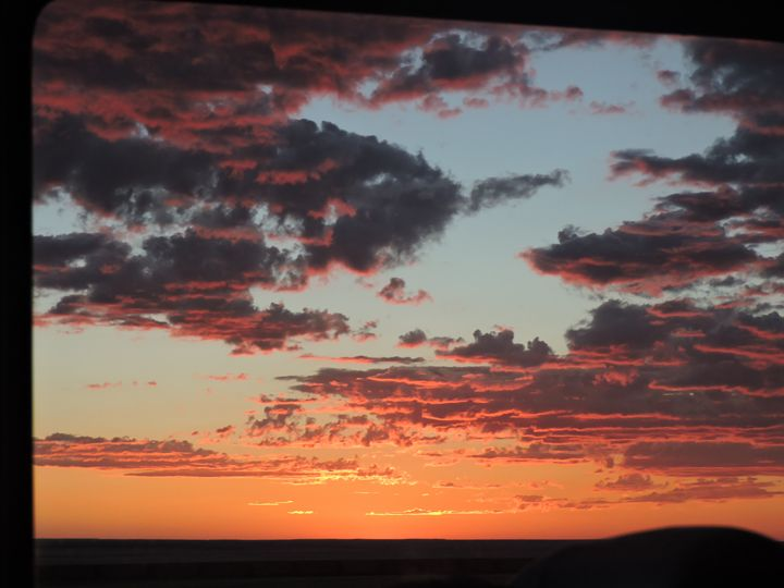 New Mexico Sunrise - Mariah W. Photography
