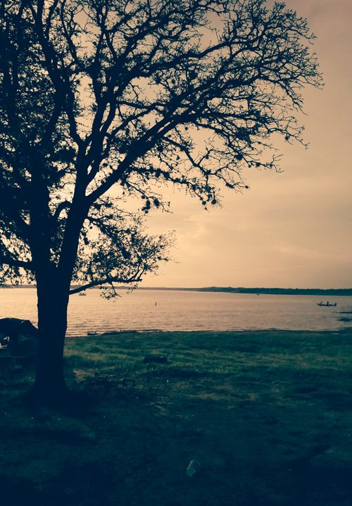A Good Day At The Lake - Mariah W. Photography