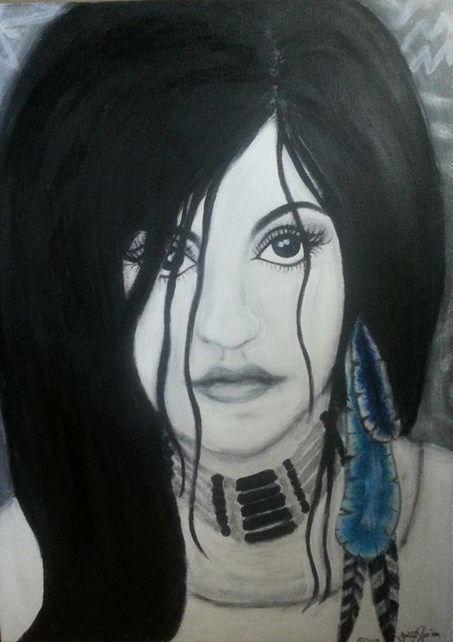 Ahyoka - Artist Jamie Mossier