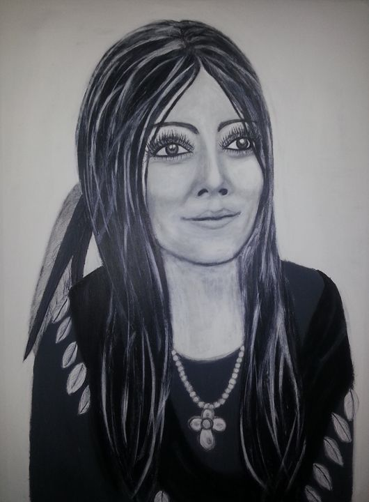 Carolyn - Artist Jamie Mossier