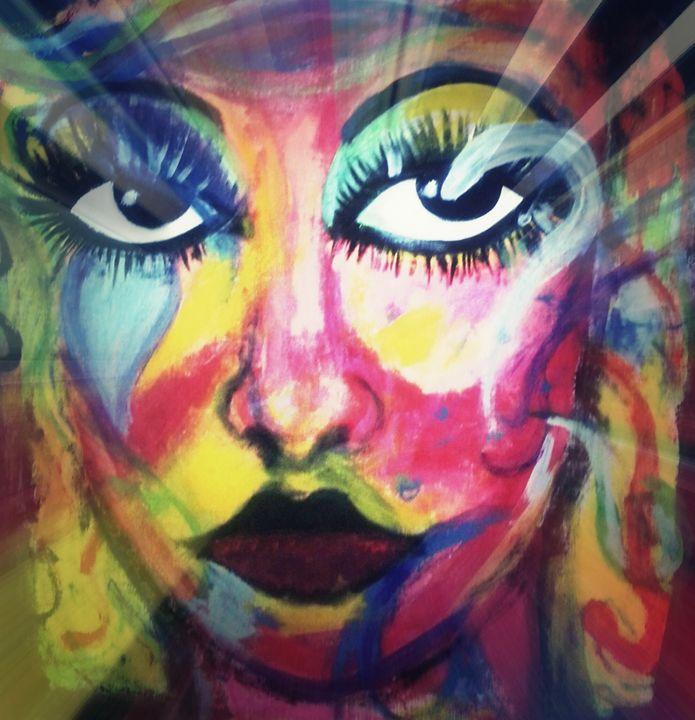 Insomnia - Artist Jamie Mossier