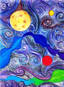 Galactic Swirl