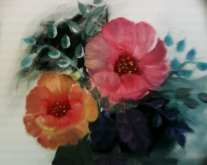 Popping poppies - Nimmi's Gallery